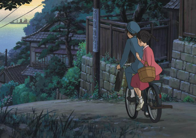 From Up On Poppy Hill – [TRAILER.]