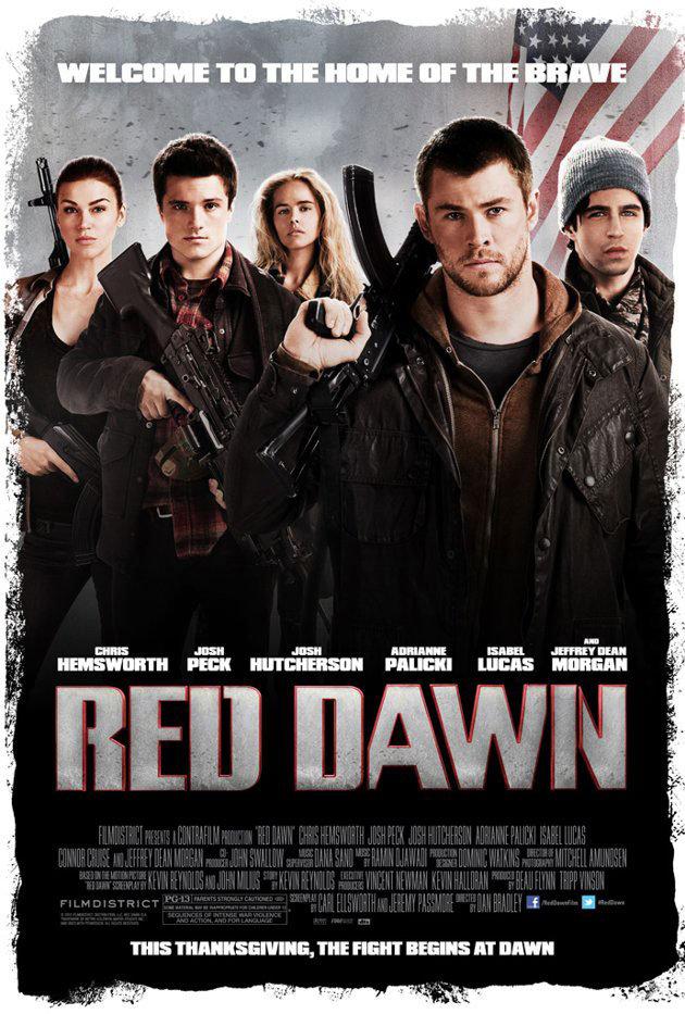 Red Dawn [Movie Trailer.]