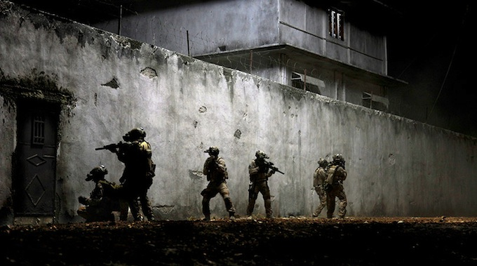 ZERO DARK THIRTY [MOVIE TRAILER.]