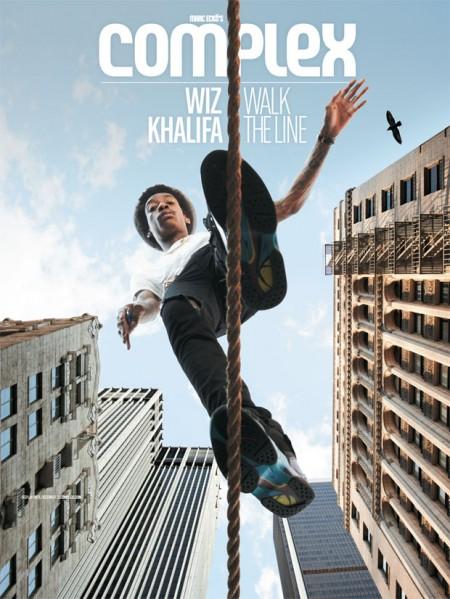 Complex Cover Shoot W/ Wiz Khalifa [BTS.]