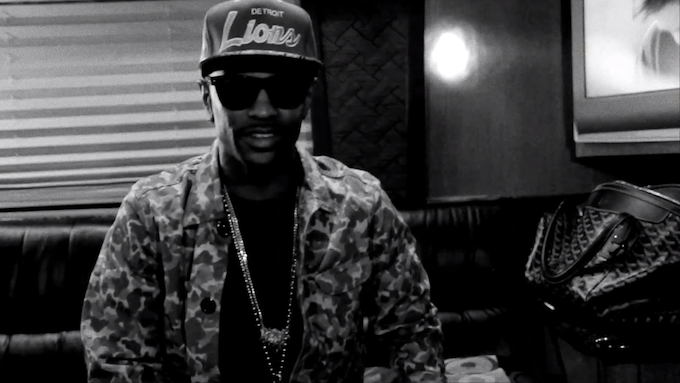 Big Sean – FEAR [WEBSERIES.]