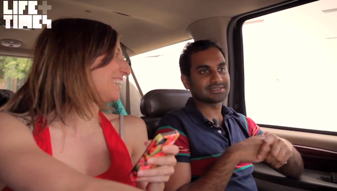 On The Road – Aziz Ansari [VLOG.]