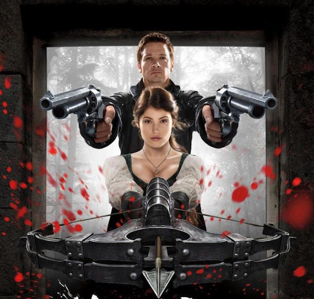 Hansel & Gretel: Witch Hunters [RED BAND.]