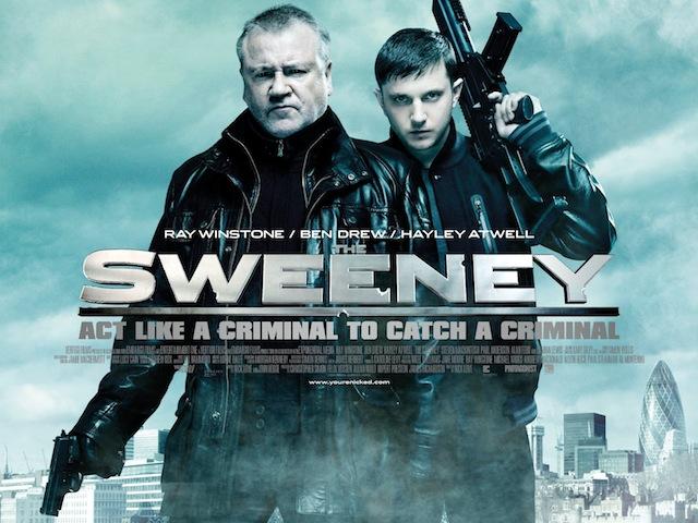 The Sweeny [TRAILER.]