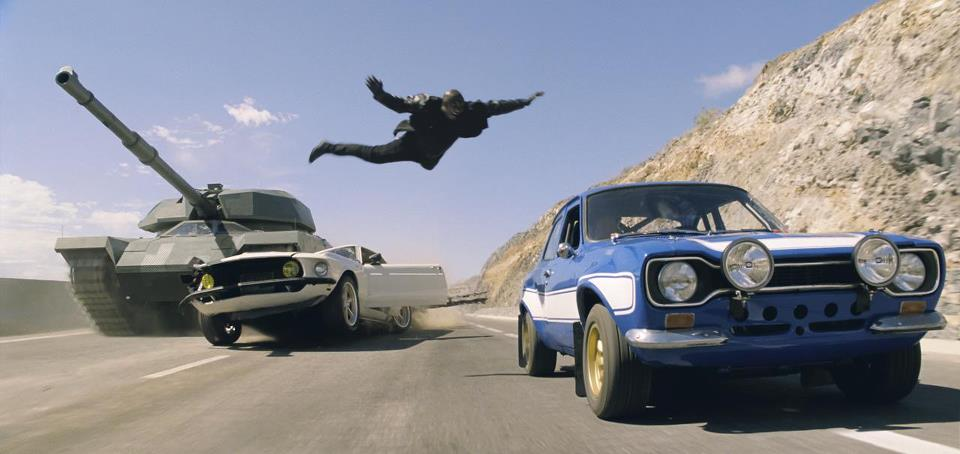 Fast & Furious 6 [EXTENDED TRAILER.]