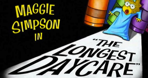 The Longest Daycare [OSCAR NOMINATED Simpson's Short.]