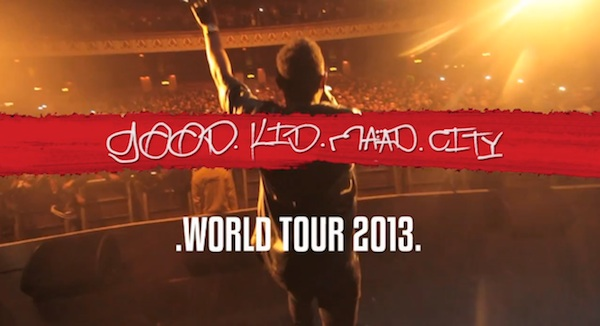 Kendrick Lamar –  World Tour [VLOG.] Ep. 2