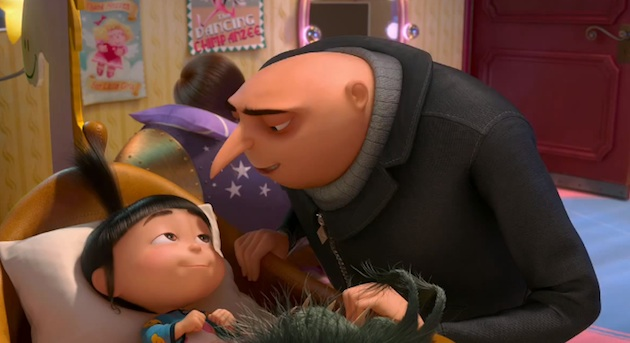 Despicable Me 2 [TRAILER PREMIERE.]