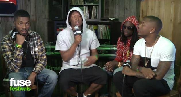Hit-Boy Reveals HS87 Origins [INTERVIEW.]