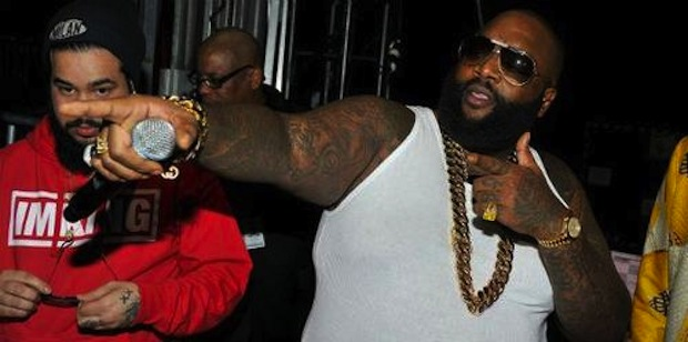 Rick Ross BACKPEDALS On Rape Lyric [INTERVIEW.]