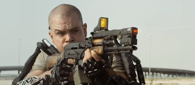 Elysium [MOVIE TRAILER.]