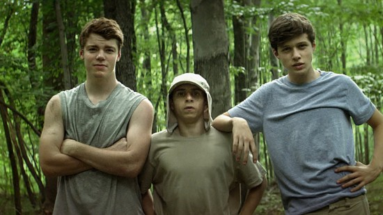 Watch Nick Offerman in 'Kings of Summer' RED BAND Trailer