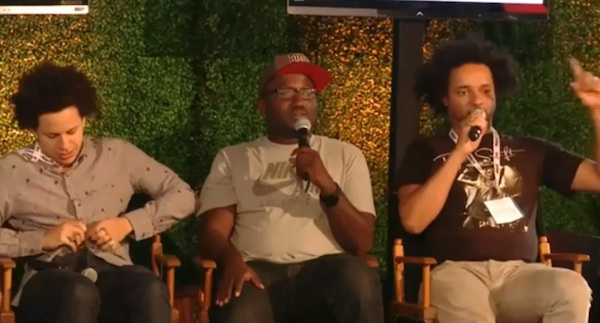 Eric Andre & Hannibal Buress' Produce The MOST Awkward Interview At Comic Con