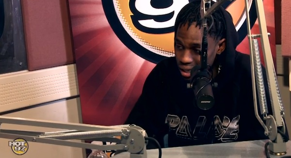 Travi$ Scott Sits Down w/ Rosenberg [INTERVIEW.]