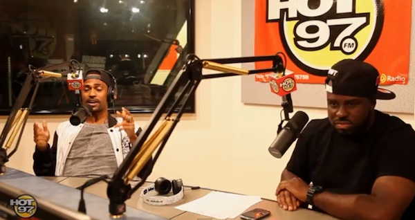 big sean hot 97
