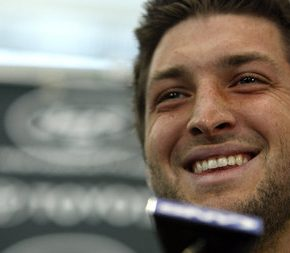 New York Jets Welcome Tim Tebow.