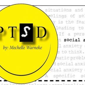 PTSD Comic Strip