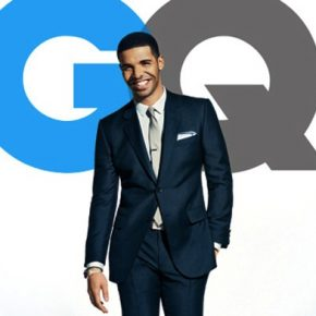 Drake - GQ Style Cover.