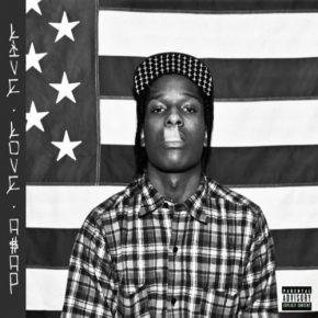 A$AP Rocky in Houston.