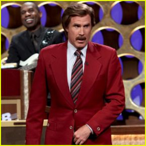 Anchorman 2 Officially Coming----YES!