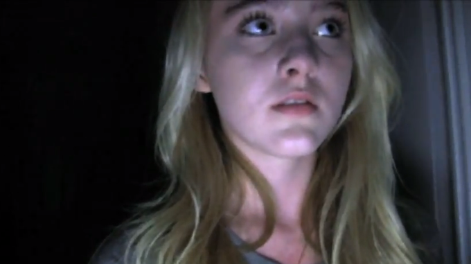 Paranormal Activity 4 [TRAILER #2.]