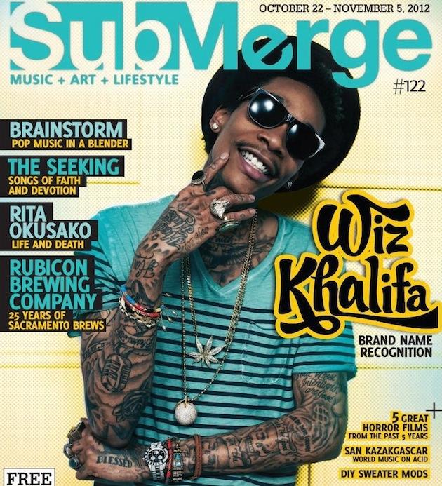 a5cd94086f4f6 Wiz Khalifa – Submerge Magazine [COVER+STORY.] | | Faux Society