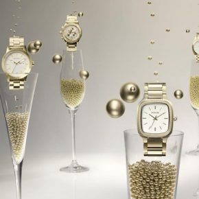 Nixon – The Champagne Collection
