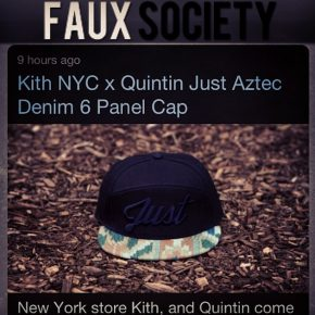 Faux Society APP is in The APPLE STORE!
