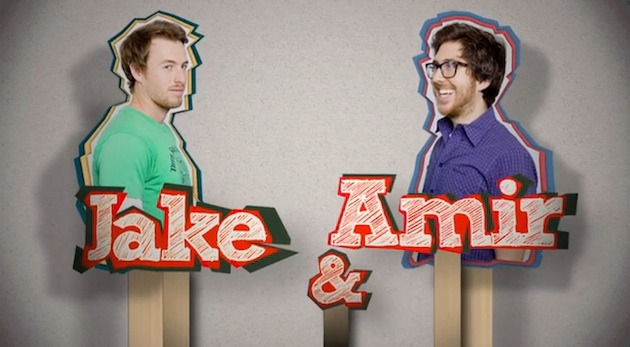 One Almond Amir JAKE And AMIR – One ...