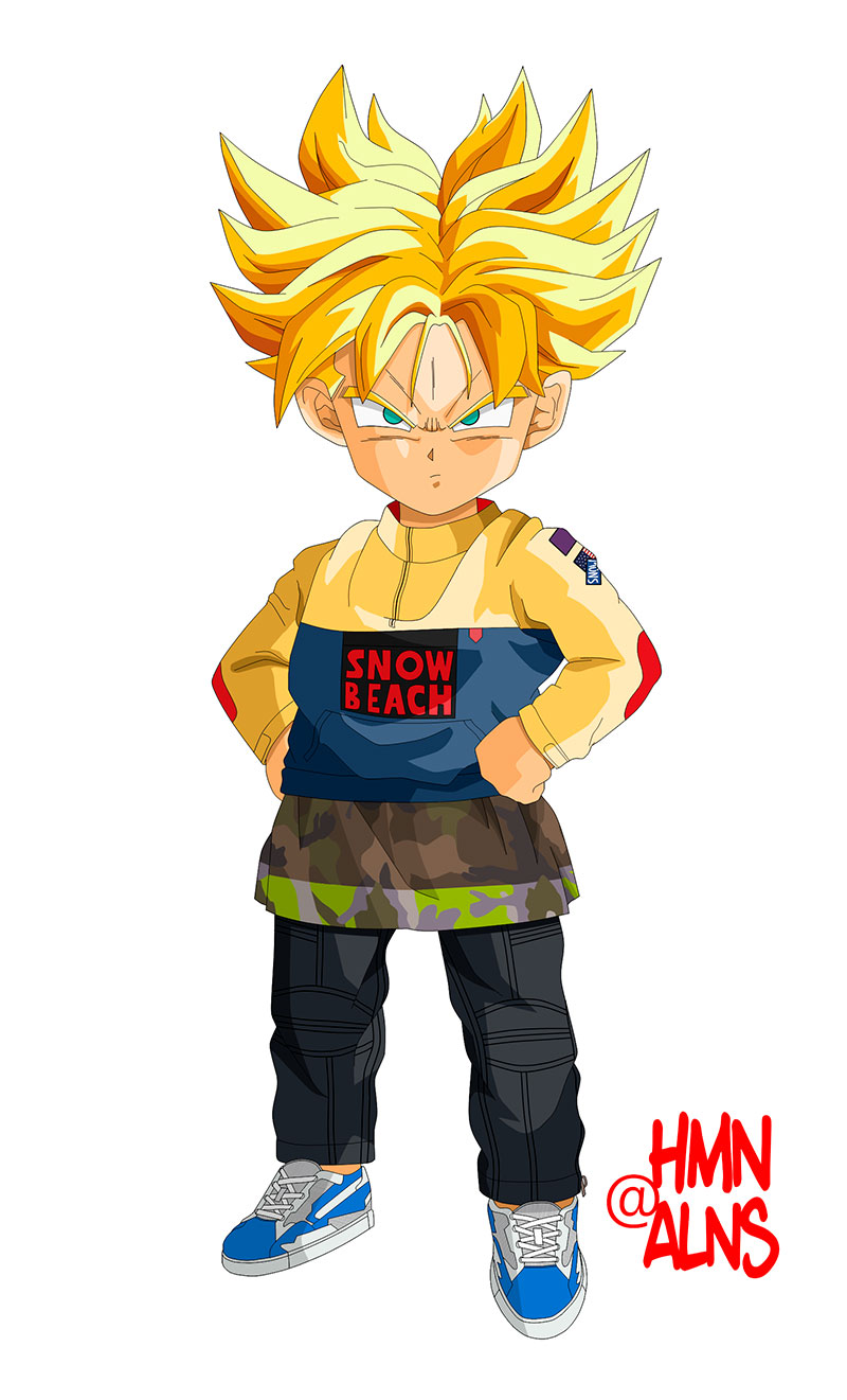 "Dragon Ball Z x HMN ALNS ""Anniversary Pack"" - 3"