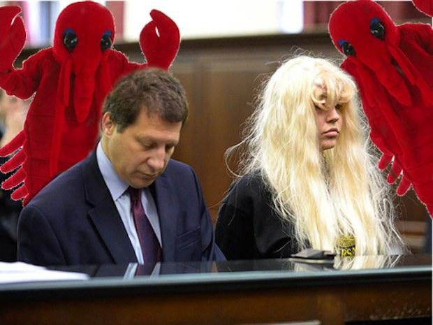 Amanda Bynes Trial