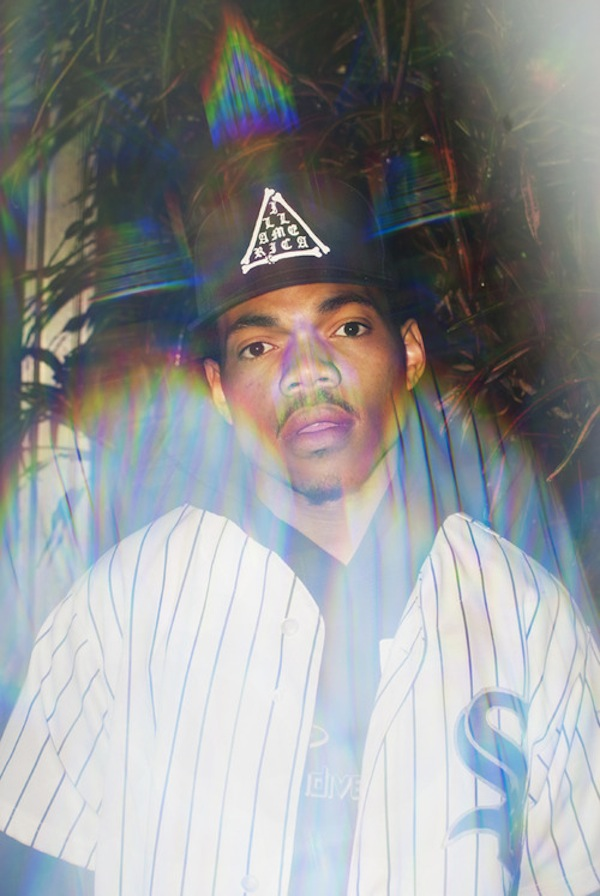 Chance The Rapper Luminous
