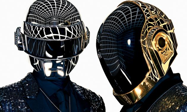 Daft Punk - GQ