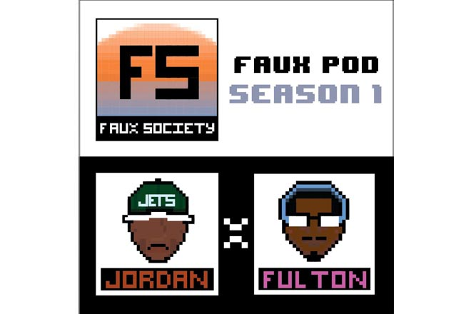 Feature - Faux Podcast - featured