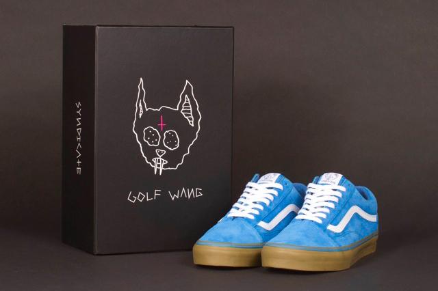 Odd Future x Vans - 1