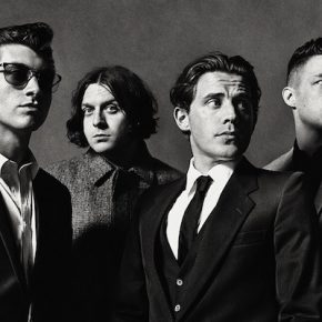 "Arctic Monkeys Come Back To Let Us Know ""You're So Dark"""