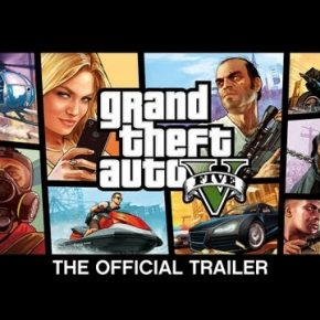 New Grand Theft Auto V Trailer