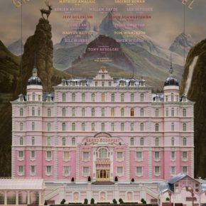 Wes Anderson's 'The Grand Budapest Hotel' Gets Debut Poster