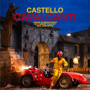 Wes Anderson Presents 'Castello Cavalcanti' (SHORT.)