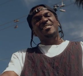 Pusha T Ft. Rick Ross - Hold On (MUSIC VIDEO.)