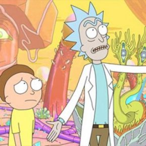 SNEAK PEEK of Adult Swim's New Series 'Rick and Morty'
