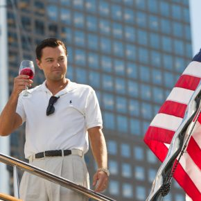 "Scorsese's 'Wolf of Wall Street' Garners HARD ""R"" Rating"