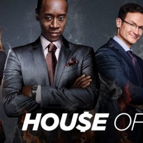 Don Cheadle & House of Lies Cast Do IMPROV.