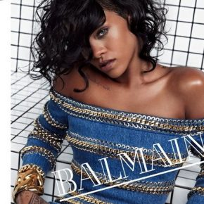 Rihanna x Balmain SS14 (COLLECTION.)