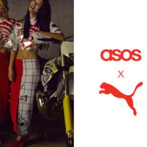 ASOS x Puma Women's S/S '14 Capsule Collection
