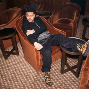 The Weeknd's ISSUE XO - Spring Delivery (LOOKBOOK.)