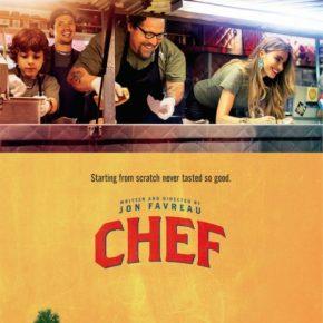 "Jon Favreau Makes Food Porn With ""CHEF"" (TRAILER.)"