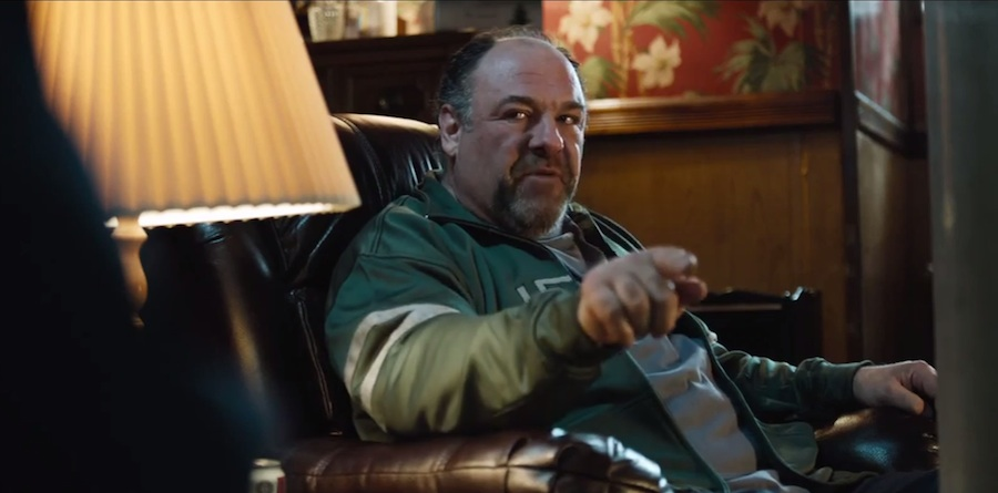 "James Gandolfini Shines In Posthumous Trailer ""THE DROP"""