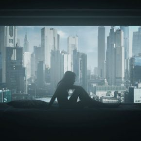 VFX Artists Remake 'Ghost In The Shell' Intro.