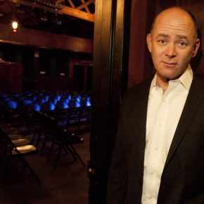 Todd Barry Releases Improv Stand-Up Doc 'Does Anyone Want To Talk To Me?'